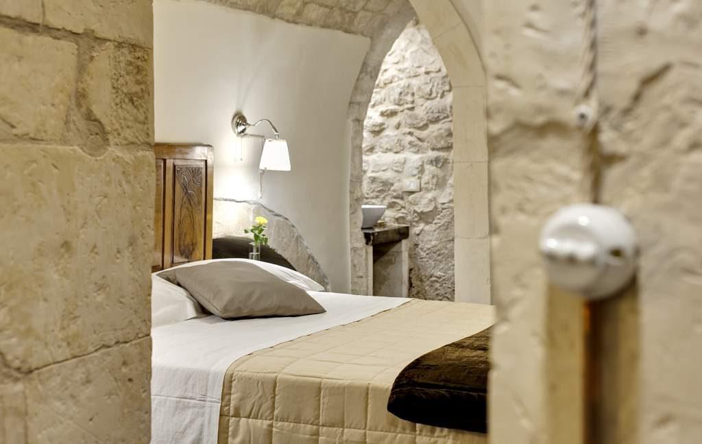 Camera matrimoniale, hotel Sabbinirica, Hotel Ragusa Ibla